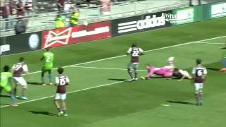 GOAL: Marco Pappa chips in a beautiful finish | Colorado Rapids vs. Seattle Sounders