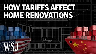 How Tariffs Could Impact Your Home Renovation