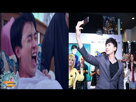 Unveil Secret About Actor Aloysius Pang
