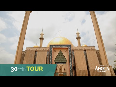 Take a 30min Tour of ABUJA! | The Africa Channel CLIPS
