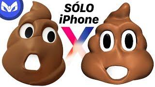 ANIMOJI PARA POBRES; Apple