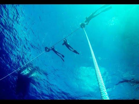 Freediving Cayman Island