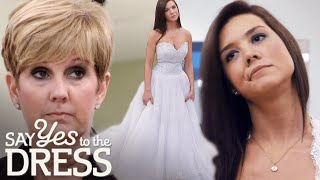 Timid Bride Struggles To Stand Up For Her Princess Dress Vision | Say Yes To The Dress Atlanta