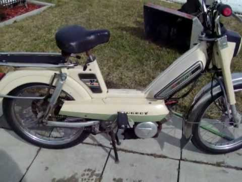 peugeot 103 1981 moped youtube. Black Bedroom Furniture Sets. Home Design Ideas