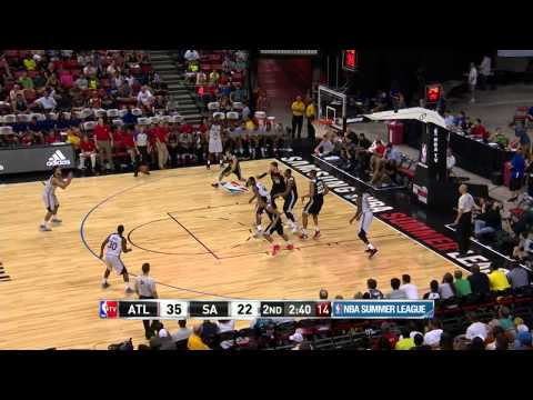 Kyle Anderson Saves the Day for Spurs!