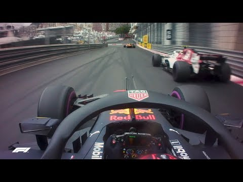 2018 Monaco Grand Prix: Max Verstappen's Best Overtakes