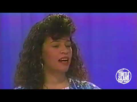 STILL TURTLE PRESENTS Nanticoke Lenni-Lenape Interview 1993 - Host Shirley Cuffee