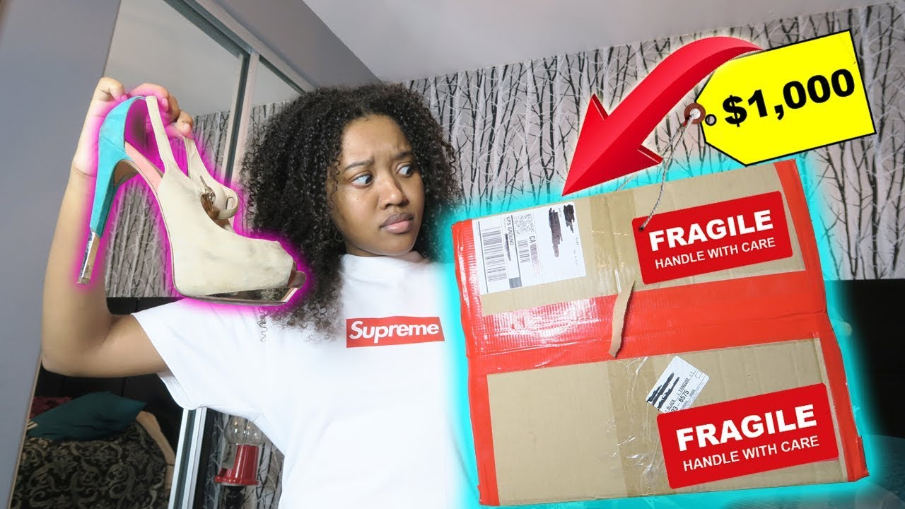 Genuinely creepy': Videos of YouTubers buying mystery boxes on the