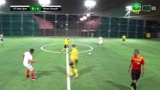 FC Ateş Spor - Tatvan Gençlik / ISTANBUL / iddaa Rakipbul Ligi 2017