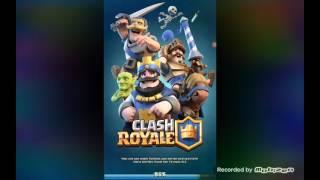 Clash of clans a Clash Royale úvod na můj kanál