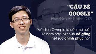 Thần Đồng Phan Đăng Nhật Minh Trả Lời Câu Hỏi Nhanh Như Cắt