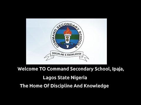 Live in Command Secondary School Ipaja, Lagos