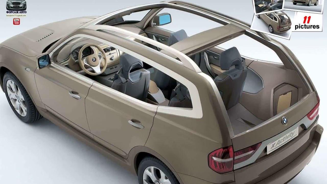 BMW xActivity Concept (2002) - YouTube