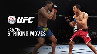 EA SPORTS UFC Striking Tips: How To Attack