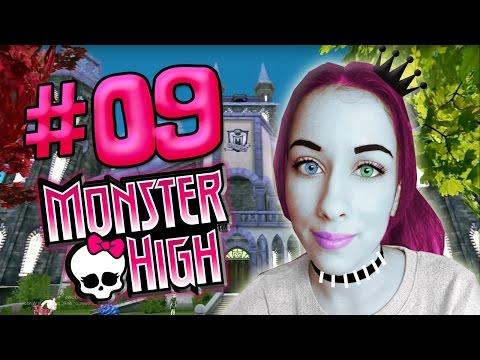 ¡SOY LA REINA DE ESTE INSTITUTO!  | MONSTER HIGH | PARTE 9