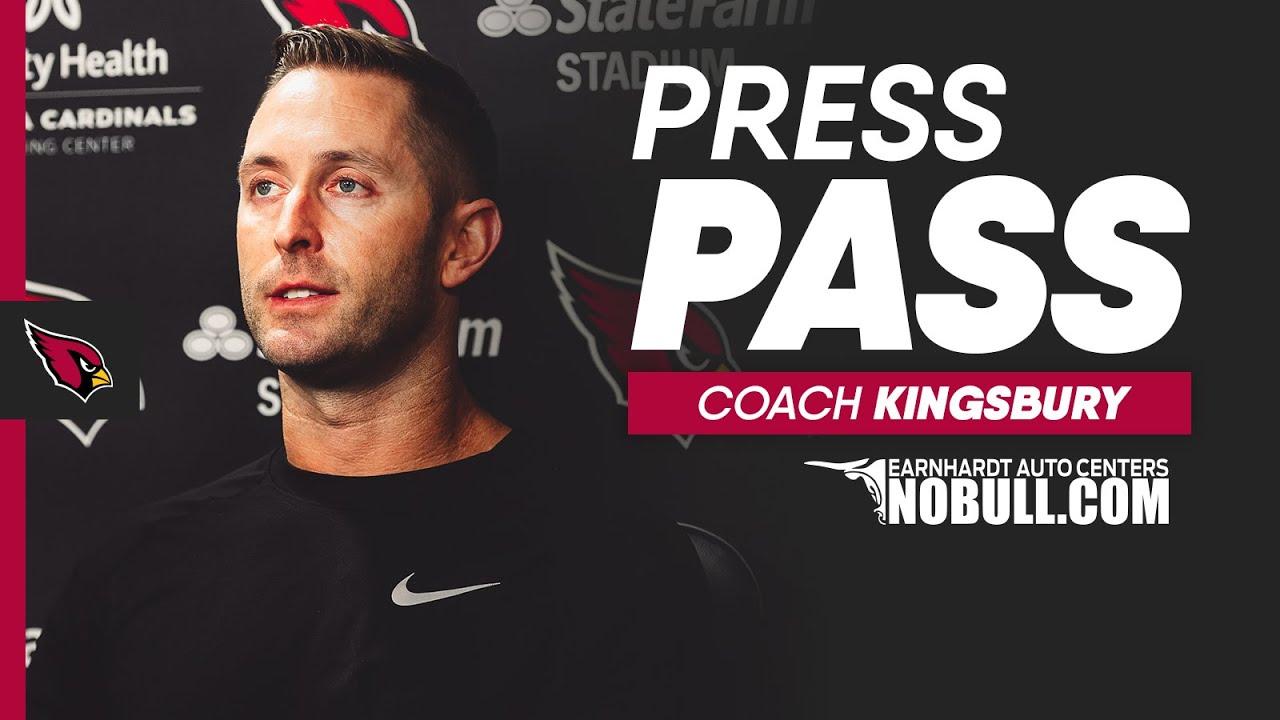Arizona Cardinals' Kliff Kingsbury slammed for coaching job vs ...