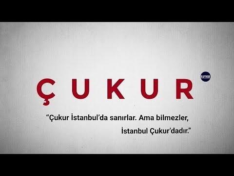 Çukur Zalım Zalım Türküsü 8.Bölüm [11.12.2017]
