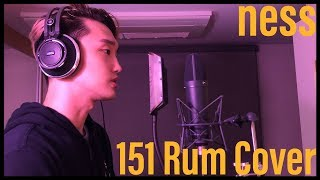 J.I.D - 151 Rum (cover by ness)