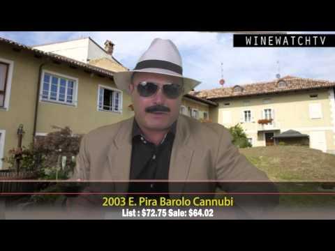 Killer Rating- E Pira Barolo Cannubi 1999 - click image for video