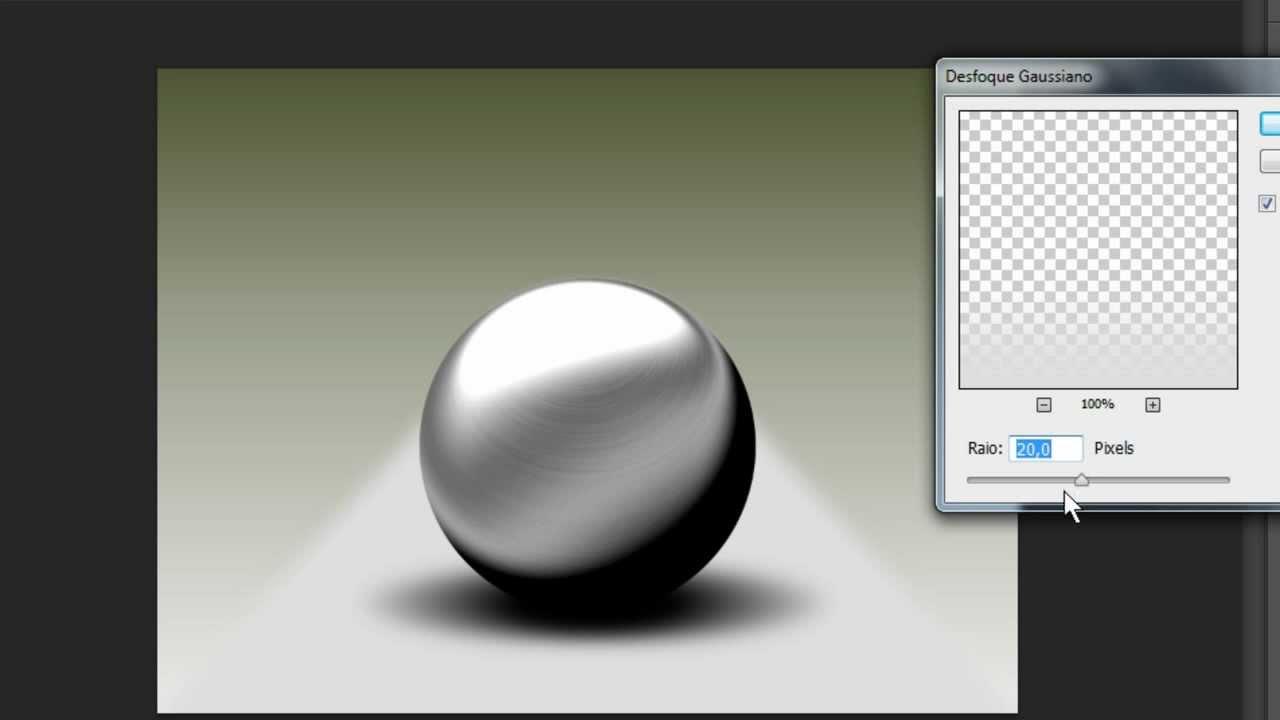 Photoshop cs6 como fazer uma esfera em 3d youtube for Programa para dibujar en 3d gratis