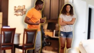 YOU NEED TO LOSE WEIGHT PRANK ON WIFE!! **EMOTIONAL**