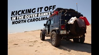Overlanding in Outer Banks - North Carolina | 01