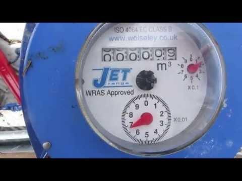 Air Lift Pump Test 92M