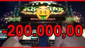 Geld mit Casino I 200.000 Euro verspielt und hochverschuldet