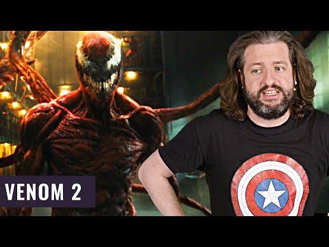 Der Venom 2: Let There Be Carnage Trailer lässt mich leider kalt!