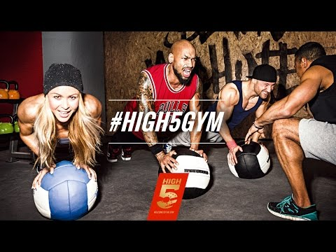 High5 Gym Berlin: Exclusive Pre-Opening
