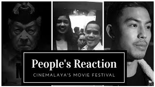 Download Video Tony Labrusca and Eddie Garcia TOP GROSSING Movie | Cinemalaya | ML | Peoples Reaction MP3 3GP MP4