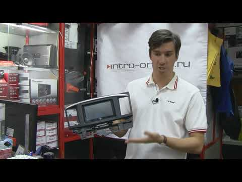 Как установить магнитолу в Mitsubishi Lancer Х