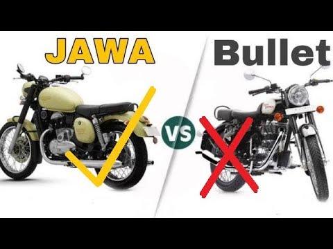Why To Buy Jawa Motorcycle, Not Enfield || Jawa Vs Enfield Comparison