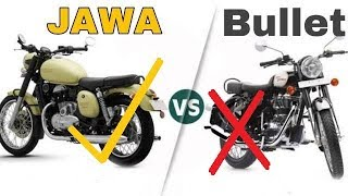 Why to Buy Jawa Motorcycle, Not Enfield || Jawa Vs enfield Comparison