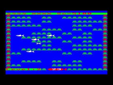 Bomb Attack (Electron User) for the BBC Micro