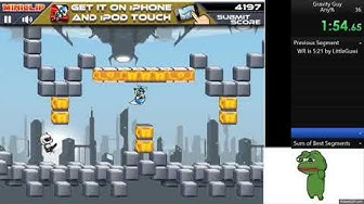 Gravity Guy World Record in 5:10