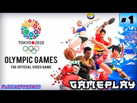 🥇Olympic Games Tokyo 2020 - The Official Video Game🥇Олимпийские игры Tokyo 2020 – Официальная игра🥇