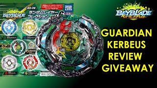GUARDIAN KERBEUS UNBOXING GIVEAWAY + RL VOL 6