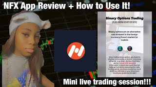 Download What is Be? Part 3   NFX App Review + Live London Trading Session!