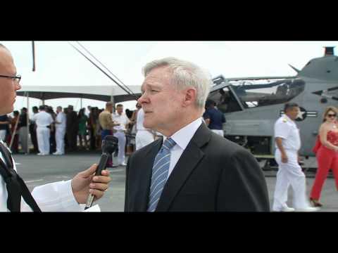SECNAV Discusses Great Green Fleet