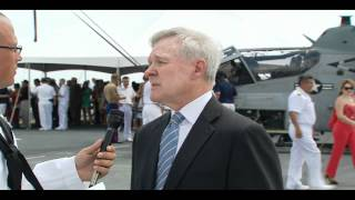 SECNAV Discusses Great Green Fleet