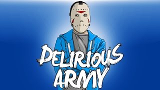 DELIRIOUS ARMY!!!! Fan Pictures!