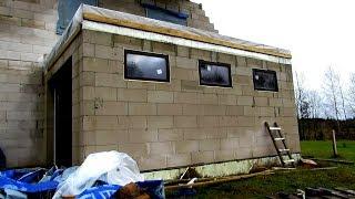 Монтаж пластиковых окон в гараж