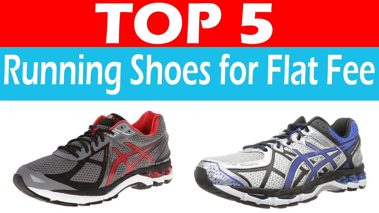 Best Running Shoes for Flat Feet - YouTube