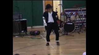 Copy of Riks's Michael Jackson Talent Show Dance