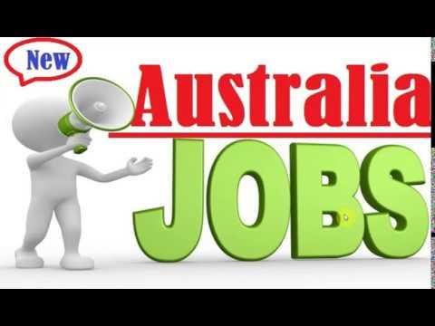 10 New Job Vacancies In Australia/Job Openings In Australia/How To Apply For Job In Australia