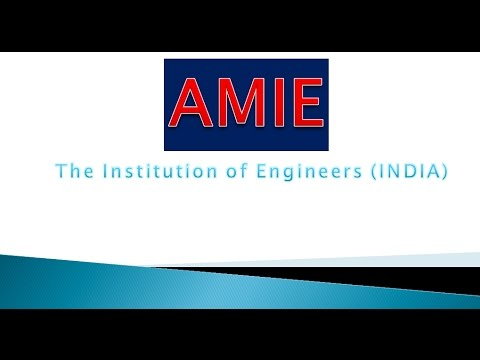 Amie Section A Study Material Pdf