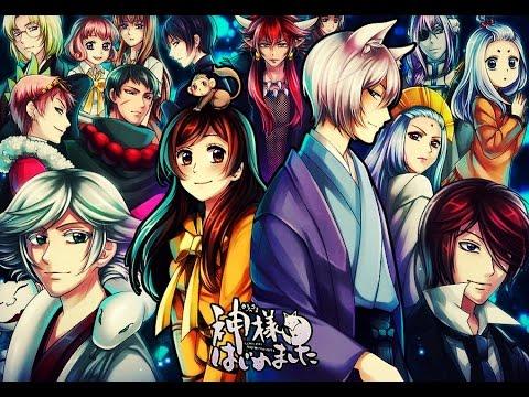 Какую музыку слушают герои аниме аниме Очень приятно, Бог ...