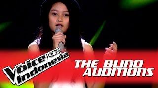 sosila takkan pernah ada i the blind auditions i the voice kids indonesia globaltv 2016