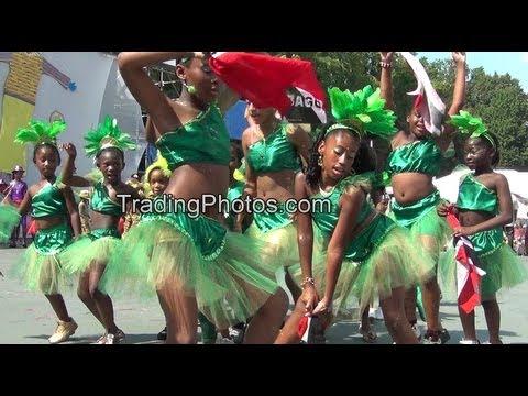2 of 3, Sesame Flyers, Junior Carnival 2012 in Brooklyn New York,